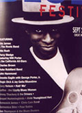 San Francisco Blues Festival poster 1996